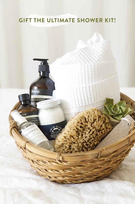 Shower Kit Gift Idea
