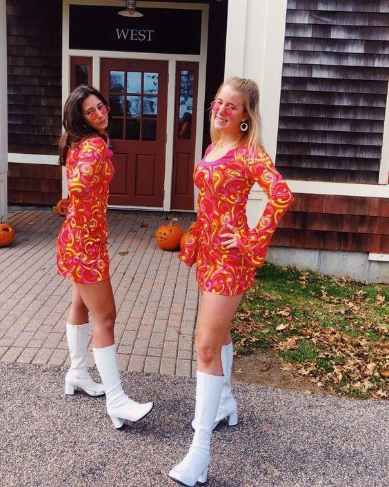 DIsco costumes for Halloween