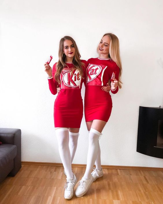 50+ Cute BFF Halloween Costumes For You And Your Bestie