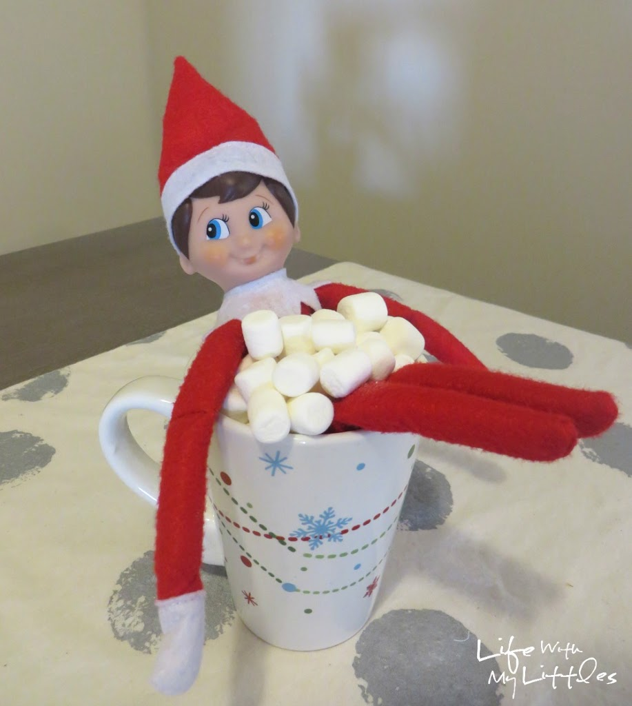 Cute elf on the shelf pictures