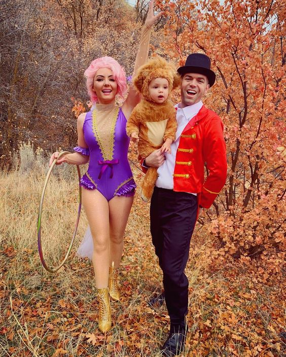 Best family Halloween costumes with baby