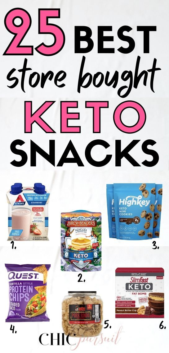 The best store bought keto snacks to buy from Walmart, including store bought fat bombs