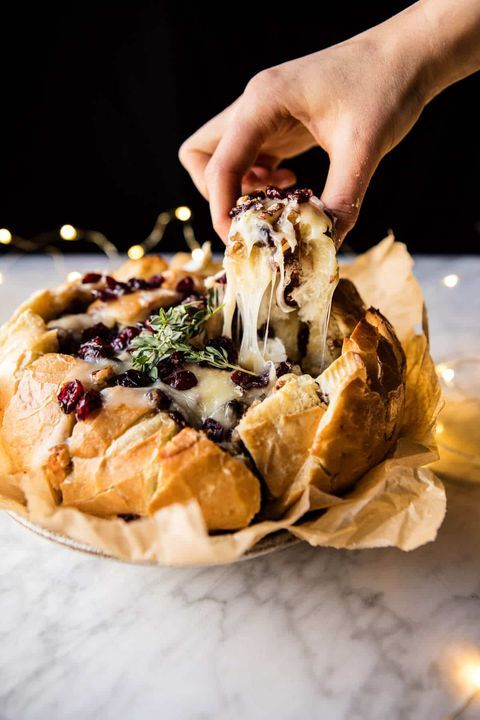 Best Thanksgiving recipes: Cranberry Brie Pull Apart Bread