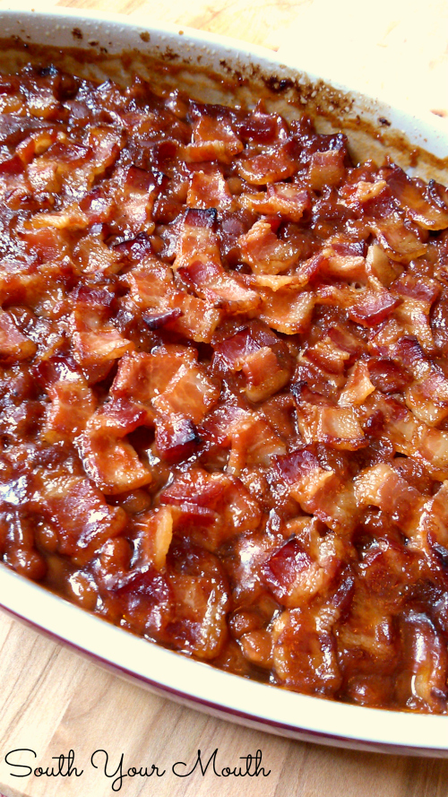 Best Thanksgiving side dishes: Southern Style Baked Beans