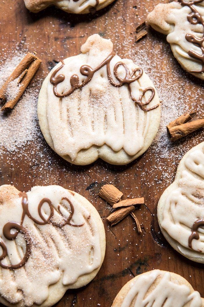 Easy Thanksgiving desserts: Cinnamon Spiced Sugar Cookies