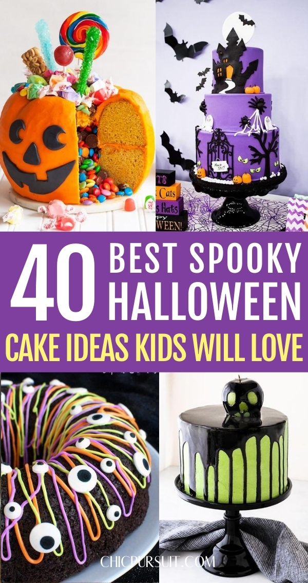 40+ Most Amazing Halloween Cakes That You Need To See In 2021