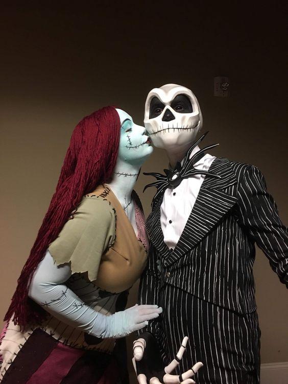Creative Nightmare Before Christmas Halloween costume