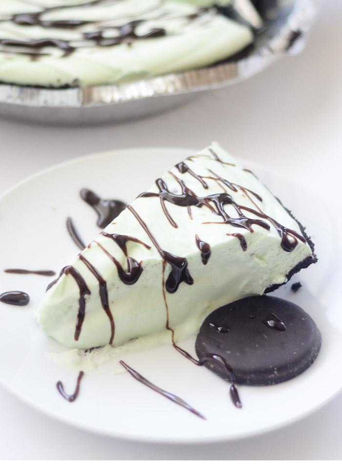 WW Grasshopper Pie Recipe