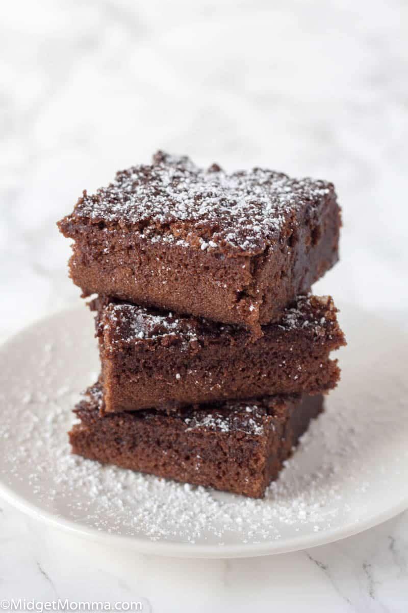 WW 2 Ingredient Brownies