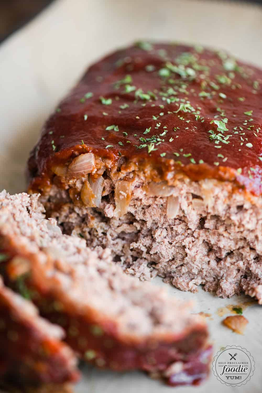 Best Christmas mains: Granny's Classic Meatloaf