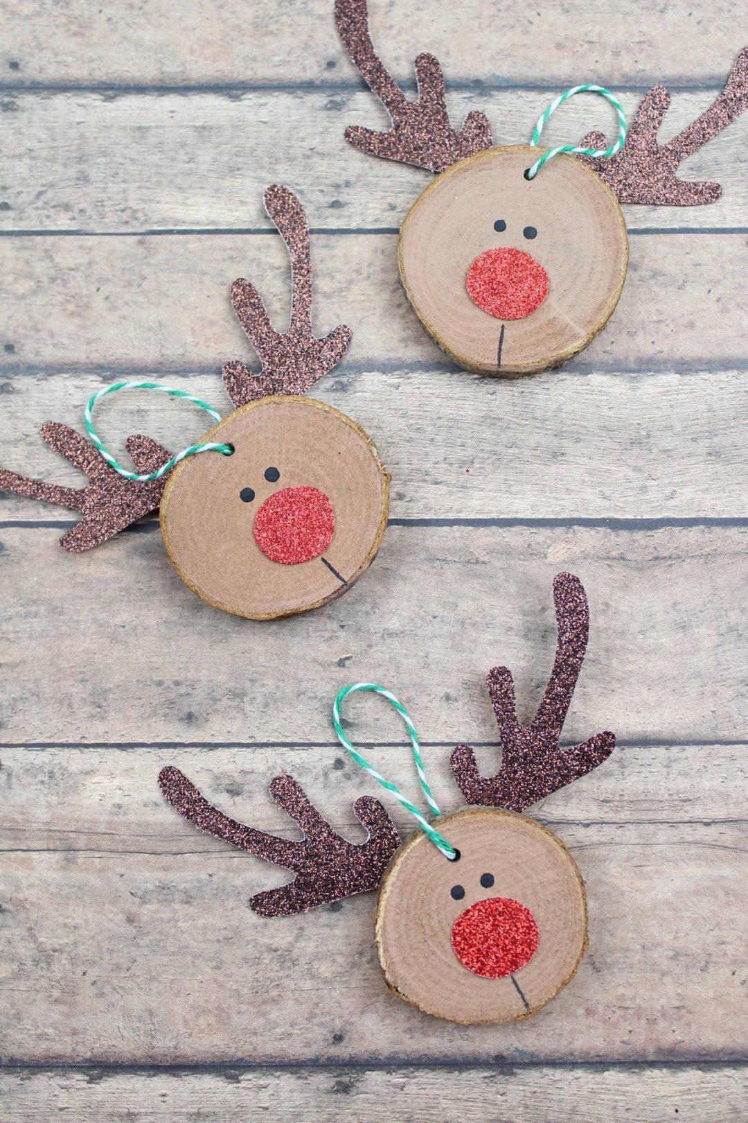 Rudolph Christmas Ornament