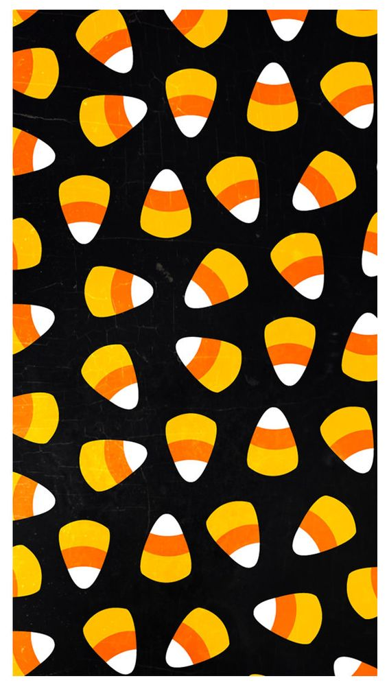 Cute Halloween wallpapers iphone with candy corn