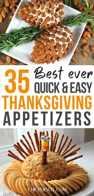 35 Best Thanksgiving Appetizers That You Need To Try