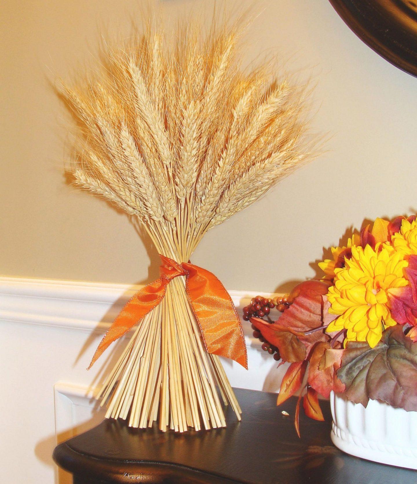 Wheat Bundle Centrepiece