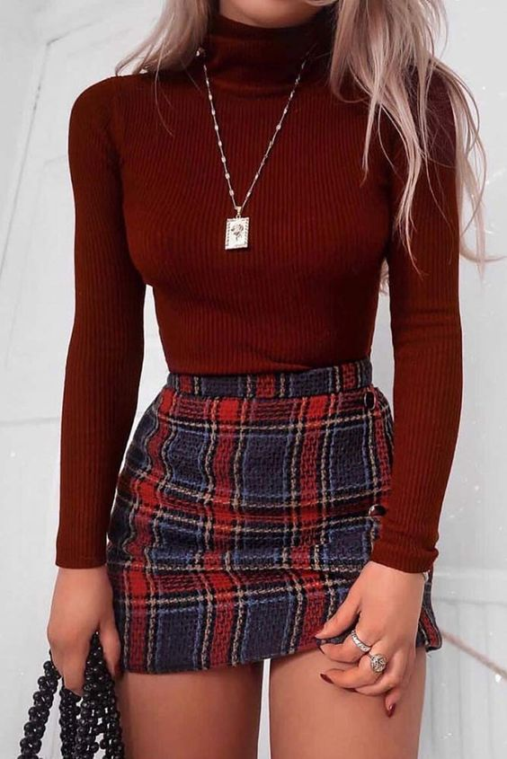 Casual and cute Christmas outfit ideas for women