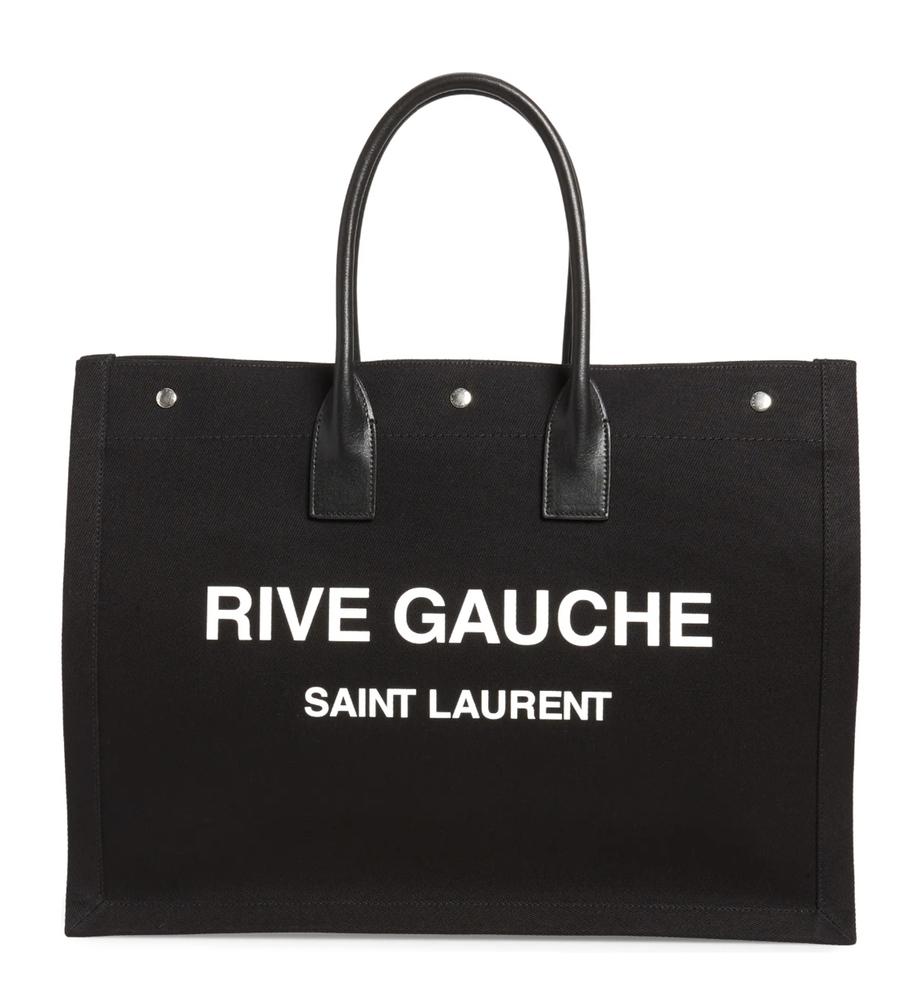 Best designer bags for laptops: Rive Gauche Bag from YSL