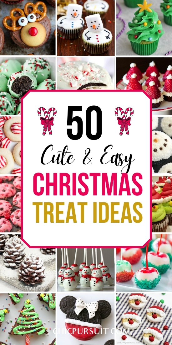 50 Easy Christmas Treats That Everyone In Your Family Will Love