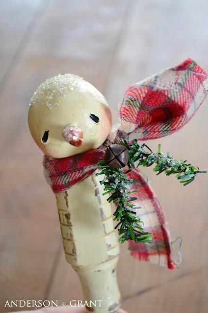 DIY Snowman Craft