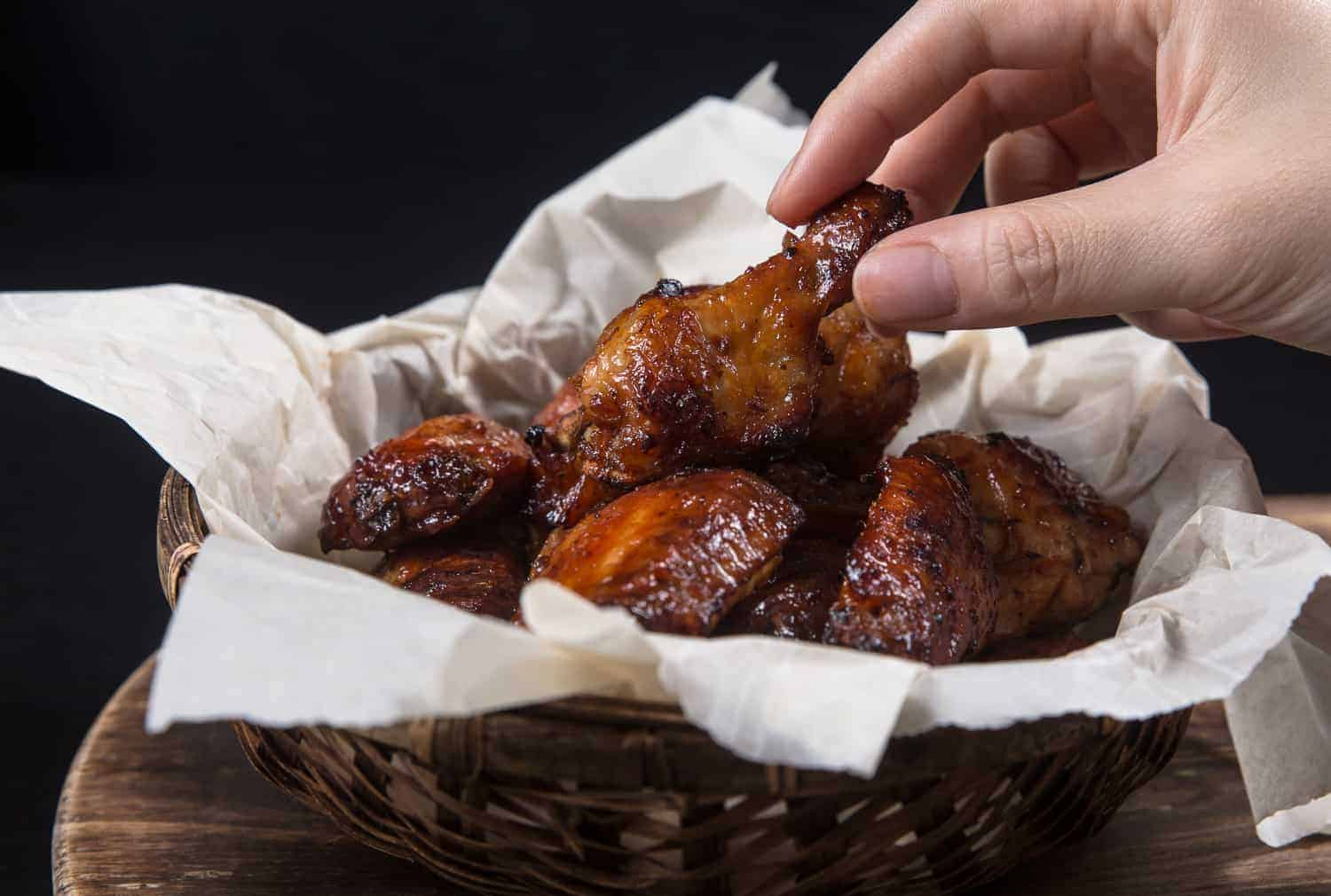 Lifesaver BBQ Pressure Cooker Chicken Wings