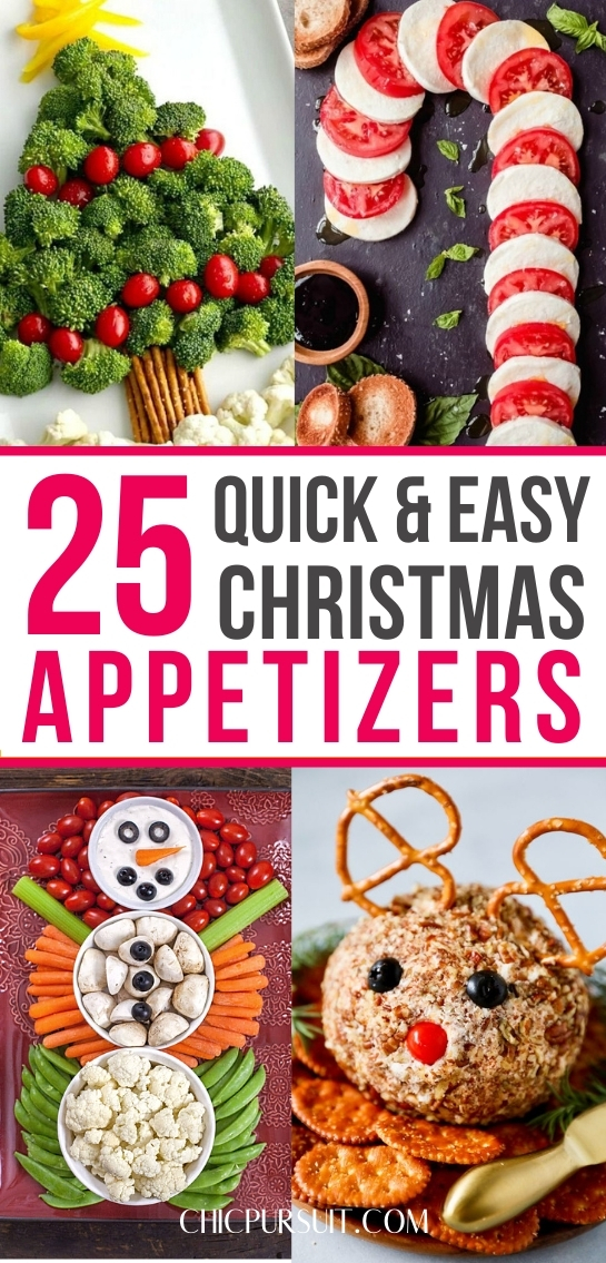 25 Best Festive Christmas Appetizers That Your Family Will Love