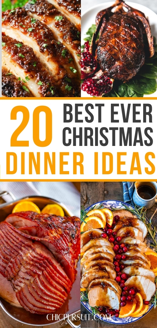 The best easy Christmas dinner ideas for a crowd and a party