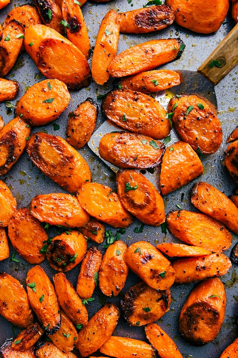 Best Roasted Carrots