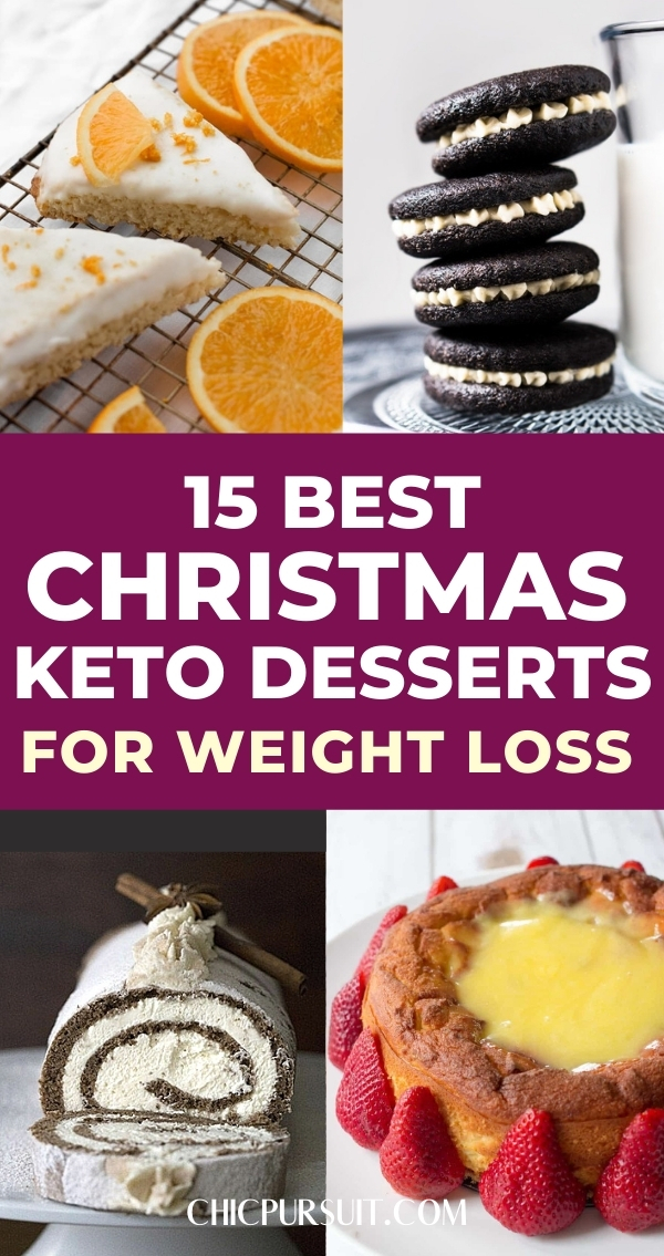 15 Easy Keto Christmas Desserts That You Need To Try This Year