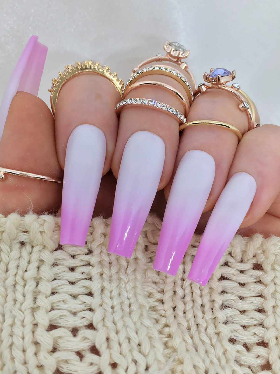 50+ Beautiful Ombre Nails That Are Perfect For Every Season