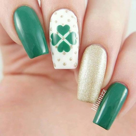 50 Cute St. Patrick's Day Nails That You'll Want To Recreate