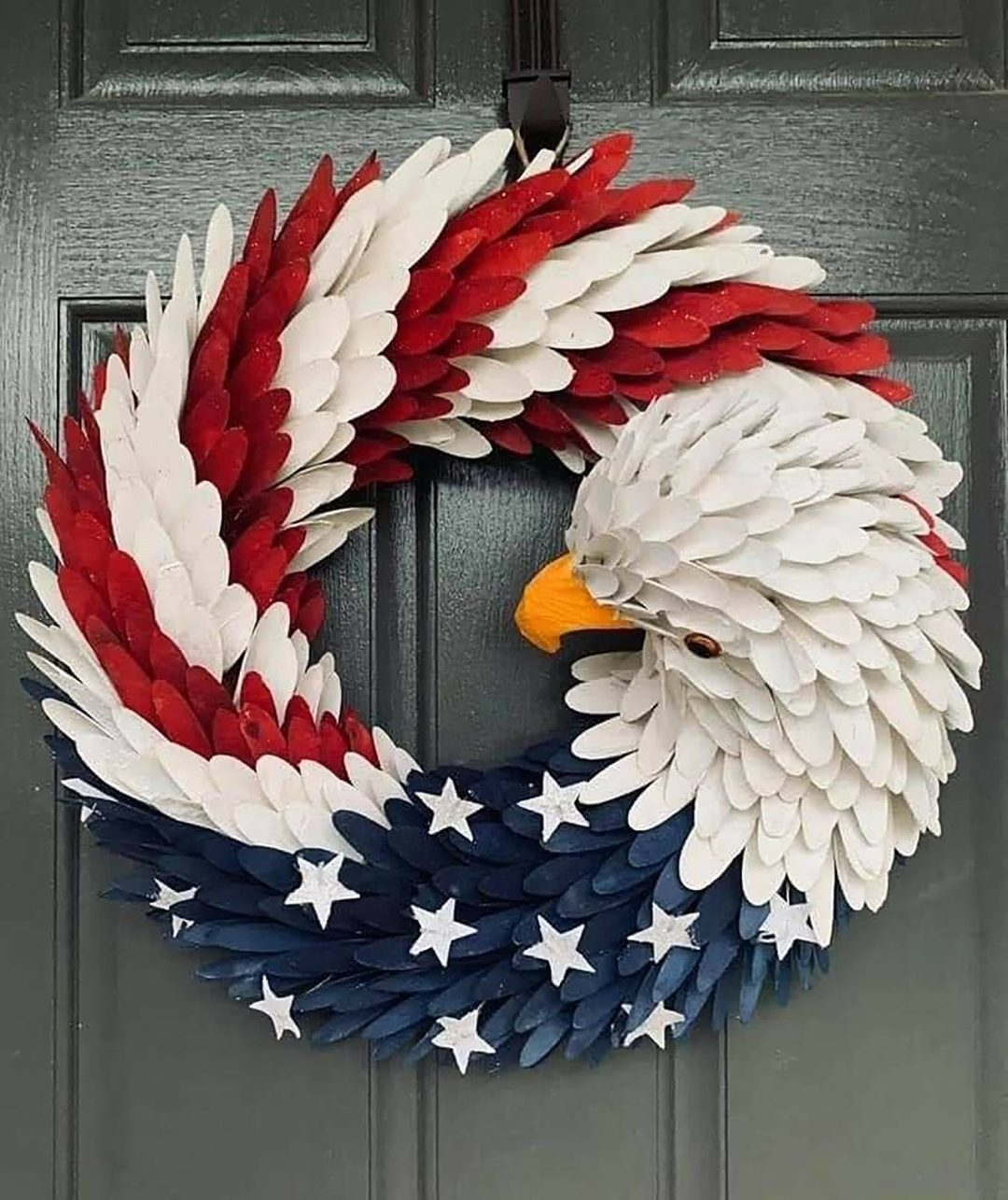 The best 4th of July wreaths and patriotic wreaths for summer