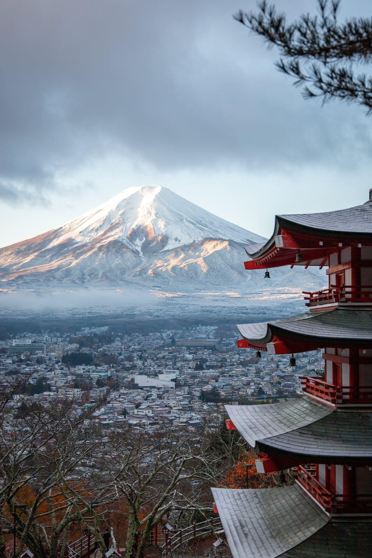 Mt Fuji wallpaper, Japan wallpaper for iphone