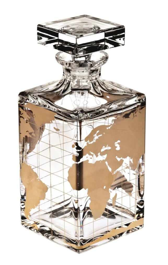 Luxury gift ideas for your boss: premium glassware