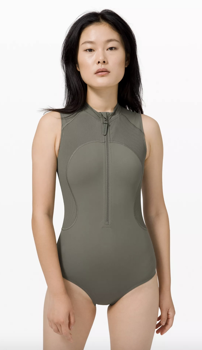 Cute one piece swimsuits that cover back acne