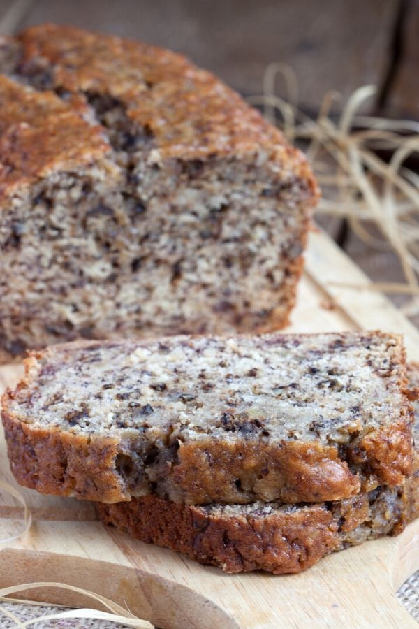 The Best Low Carb Keto Banana Bread