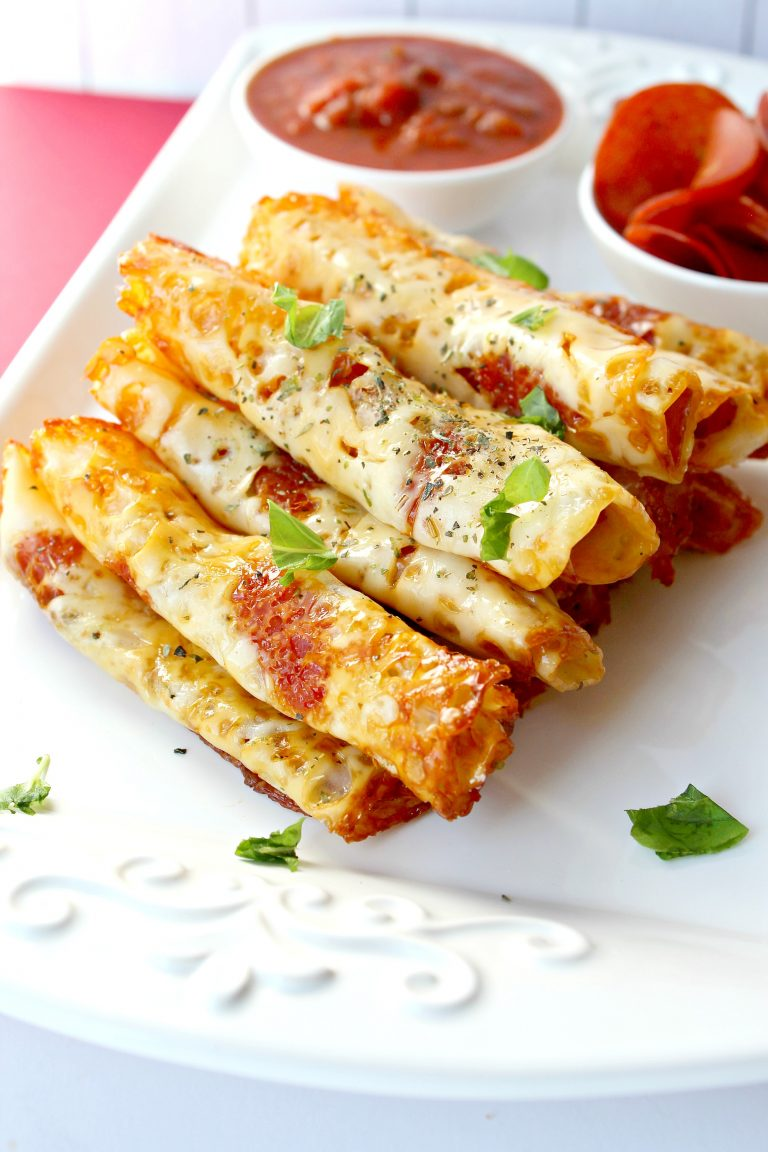 Easy Pizza Roll Ups