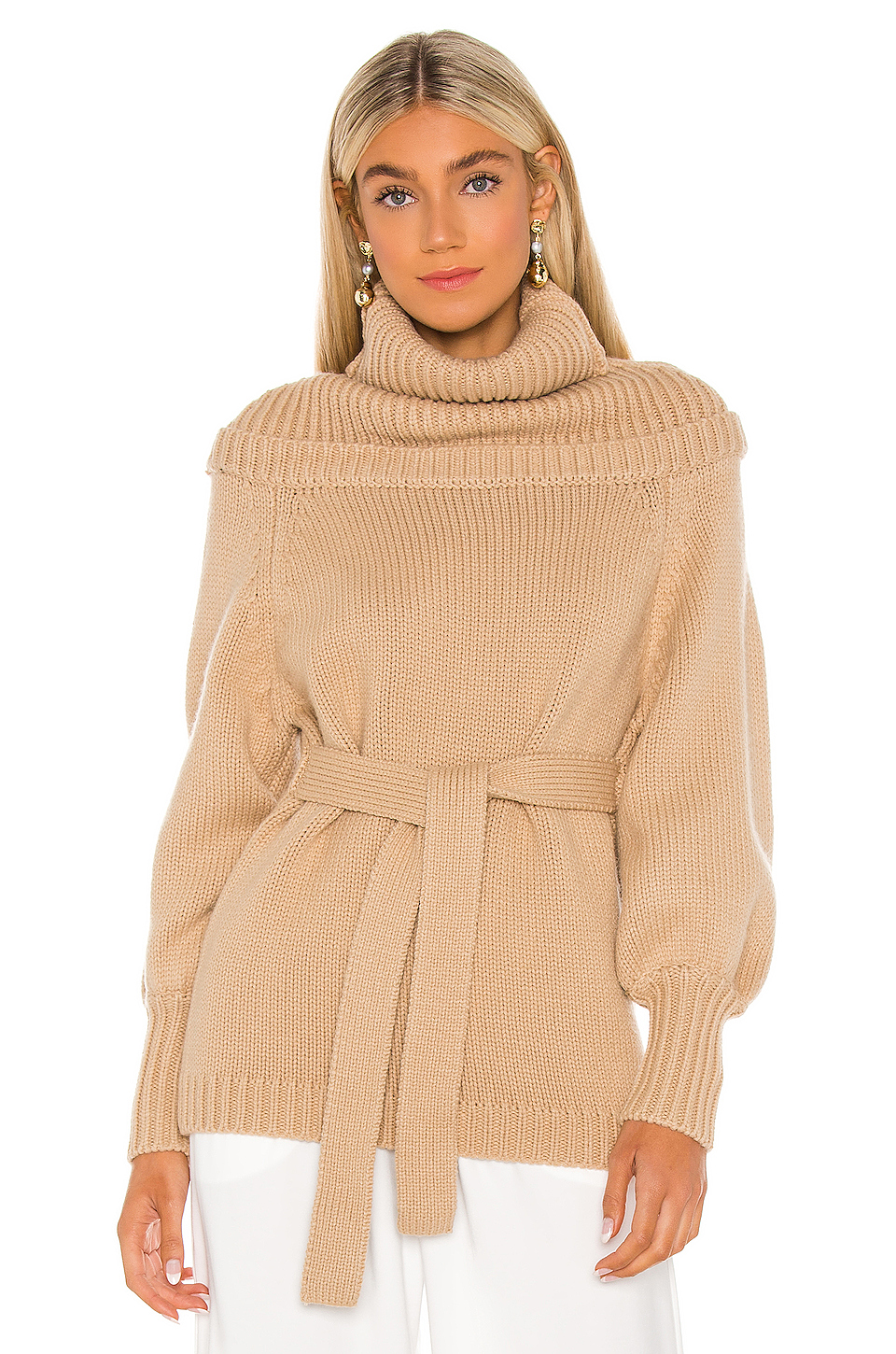 Cozy gifts for women: classy wool sweater