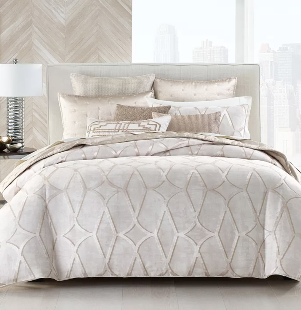 Luxury home gifts for the woman who has everything: bedding