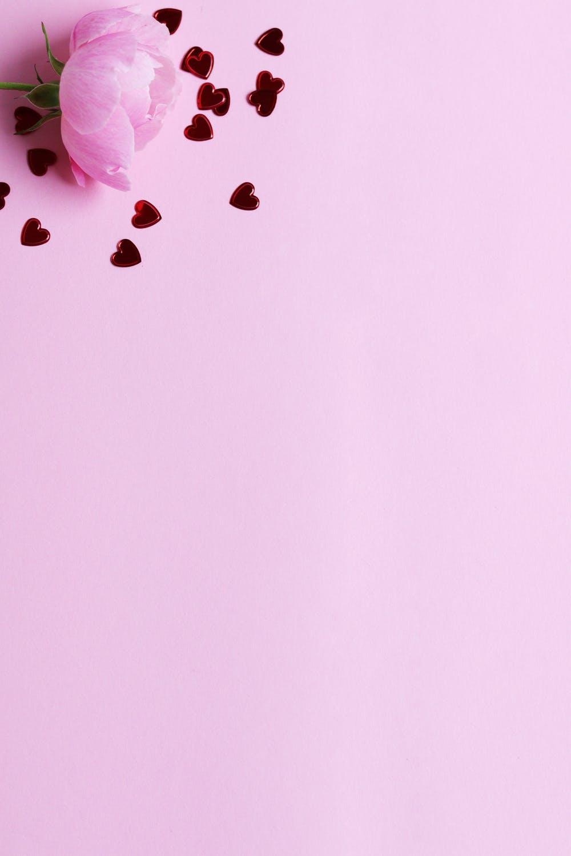 Pretty pink wallpaper aesthetic