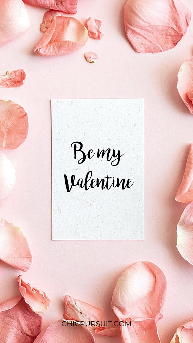 Cute Valentine's Day Wallpapers For iPhone