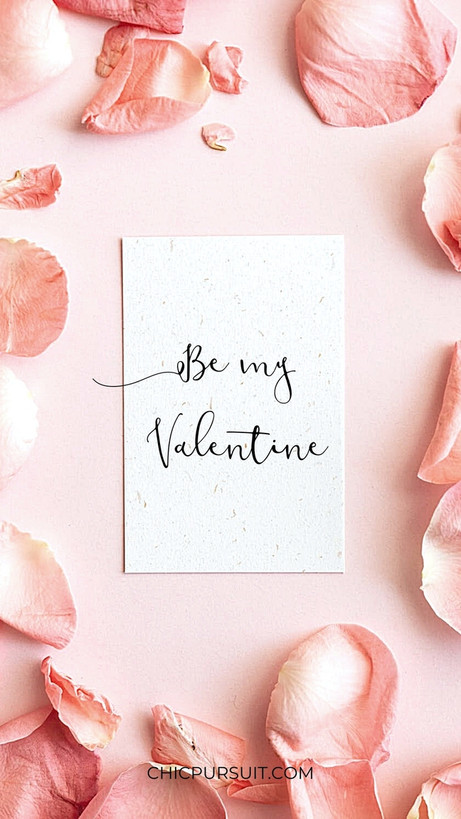 50+ Cute Valentine's Day Wallpapers For iPhone (Free Download!)