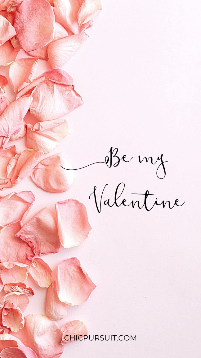 Cute Valentine's Day iPhone Wallpapers