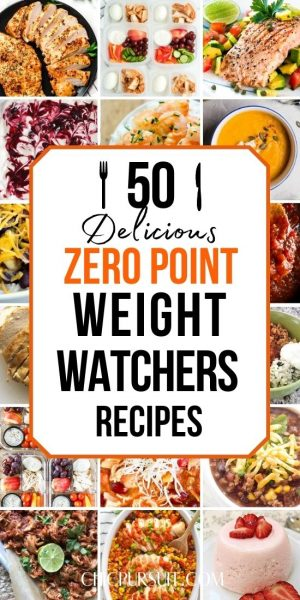 50 Best Zero Point Weight Watchers Recipes Perfect For Weight Loss