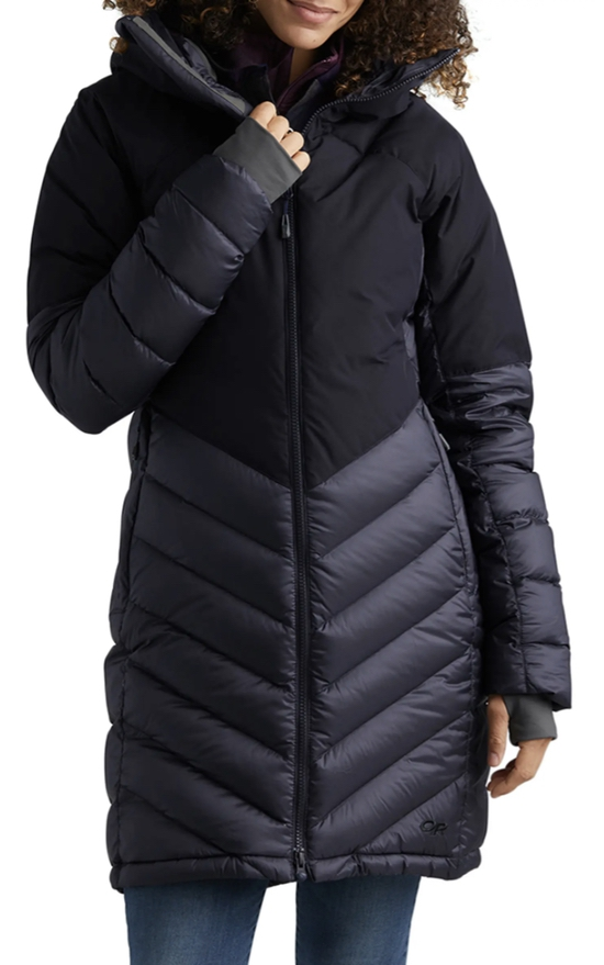 Affordable ski coats for women by Outdoor Research