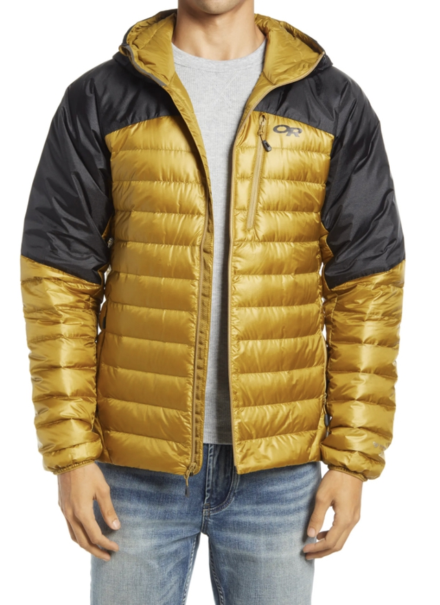 Affordable ski coats for men by Outdoor Research