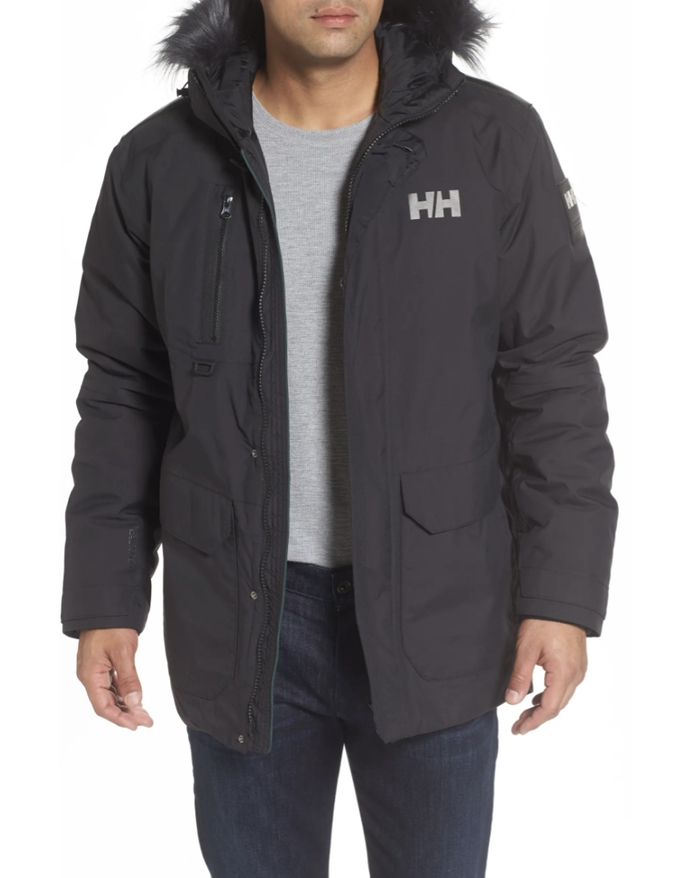 The best affordable brands for ski jackets: Helly Hansen