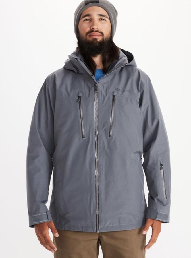 The best brands for ski jackets: Marmot
