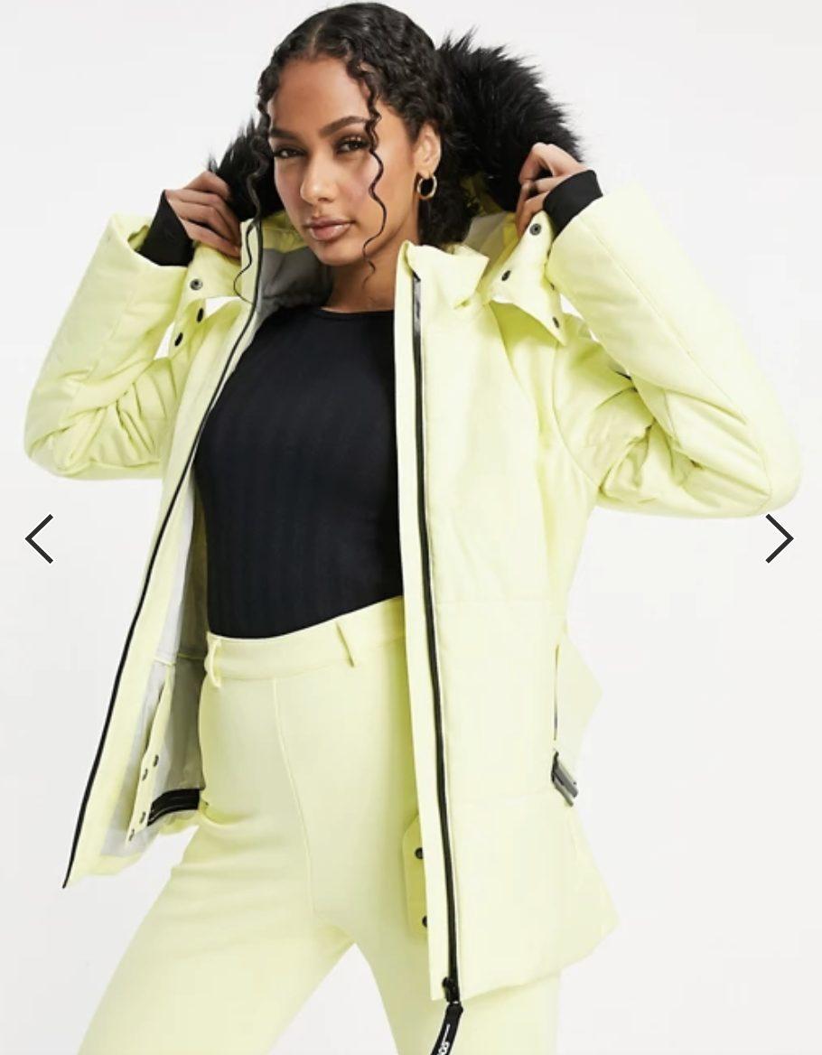 Best cheap ski jackets: ASOS 4505