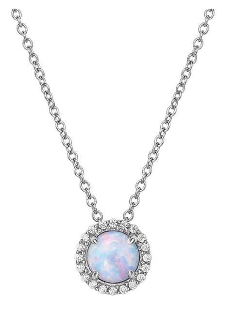 Expensive jewelry gifts for mother-in-law: birthstone necklace