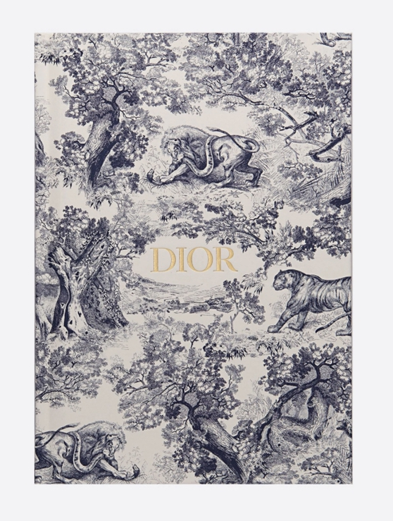 Luxury gifts for mother-in-law: Dior notebook