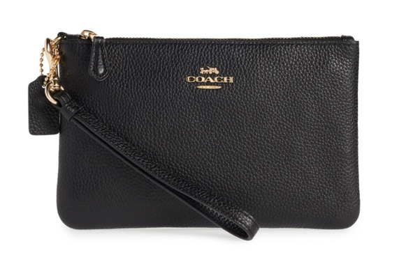 Luxury gifts for mother-in-law: Coach bag